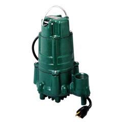 Zoeller N140 High Head Residential / Light Commercial Effluent Pump
