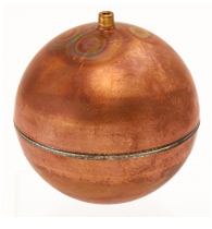 R440 Copper Tank Float Balls - Select From Drop Down