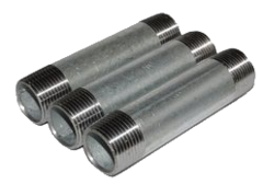 "1-1/4"" Stainless Steel Nipples"