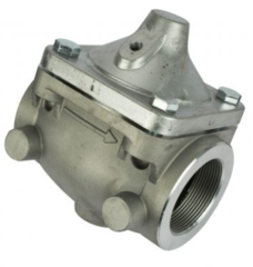 Air Operated In-Line Remote Controlled Valves For Water Trucks