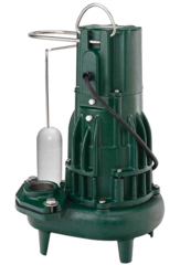 Zoeller BE284 Light Commercial Sewage Pump