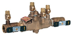 LF009 QT REDUCED PRESSURE BACKFLOW PREVENTERS