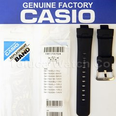 Casio 10173754 Original G-Shock Band for: GW-1500A, GW-1500J, GW-1501, GW-1501B, GW-1500BJ