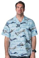 Jets Hawaiian Shirt