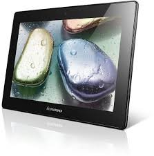 Lenovo IdeaTab S6000-F 32GB Wi-Fi 10.1in Black Touch Screen