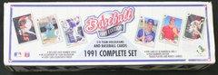 Upper Deck 1991 Sealed Box of 800 Baseball Cards, 3D Team Holograms Complete Set