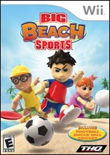 Big Beach Sports (Nintendo Wii, 2008)
