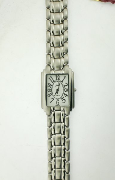 Belair A5689 Silver Tone Mens Watch