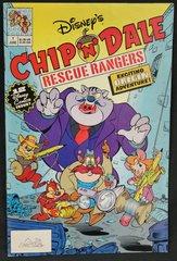 CHIP 'N' DALE RESCUE RANGERS (1990 Series) #1 Comics Book