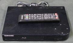 Samsung BDF5100 BD-F5100 Blu-ray Disc Player WITH Remote
