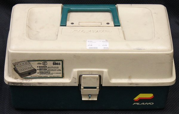 Plano XL 3 Tray Tackle Box