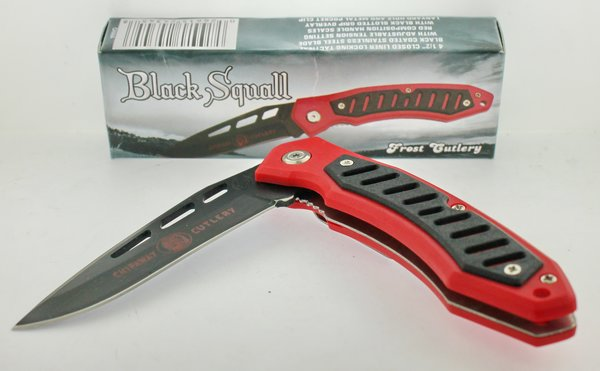 Frost Cutlery Black Squall 16-674R Knife