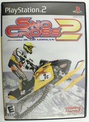 SnoCross Sno Cross 2 Air Blair Morgan (Sony PlayStation 2, 2007)