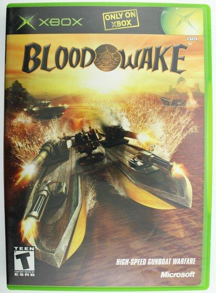 Blood Wake (Xbox, 2001)