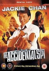 The Accidental Spy (DVD, 2003)