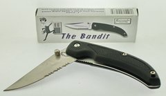 Barracuda Rostfrei The Bandit 15-364B Knife