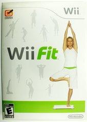 Wii Fit (Nintendo Wii, 2008)