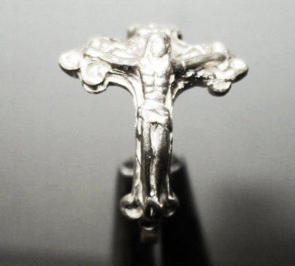 Crucifix Ring (JC-269)