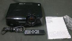 Mitsubishi HC4000 DLP HD 16:9 1080p HDMI Projector with Remote