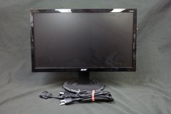 "Acer K202HQL Monitor Black 19.5"" Widescreen"