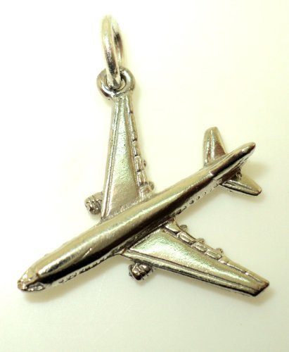 Airplane Charm (JC-561)