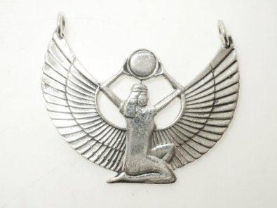 Egyptian God Isis Charm (JC-939)