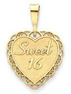 Sweet 16 Charm (JC-1040)
