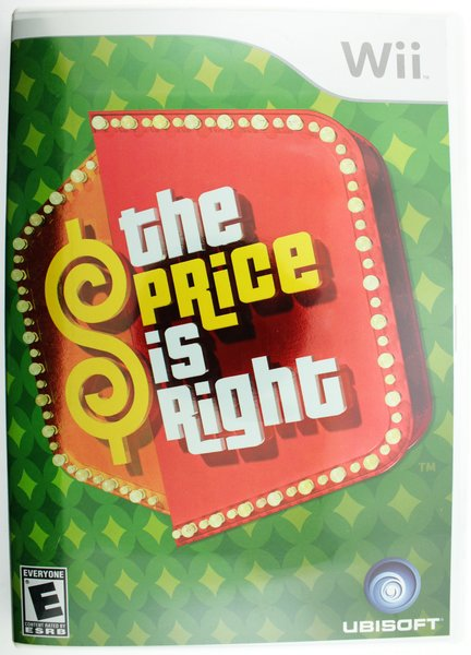 The Price Is Right (Nintendo Wii, 2008)