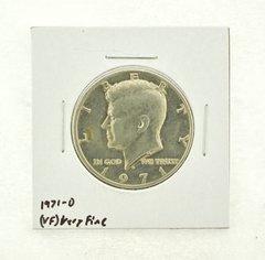 1971-D Kennedy Half Dollar (VF) Very Fine N2-3450-12