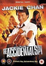 The Accidental Spy (DVD, 2003)