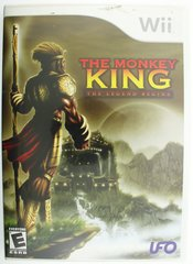 Monkey King: The Legend Begins (Nintendo Wii, 2008)