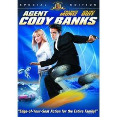 Agent Cody Banks (DVD, 2003, Special Edition; Widescreen & Full Frame)