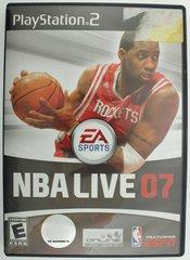 NBA Live 2007 (Sony PlayStation 2, 2006)