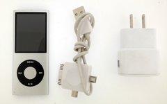 Apple iPod Nano 4th Generation A1285 8GB Silver