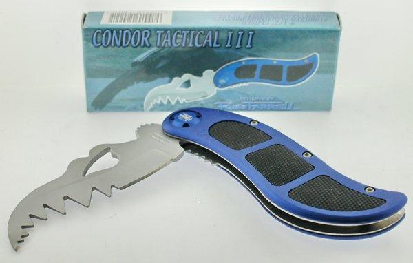 Frost Cutlery Condor Tactical III 15-746DB Knife