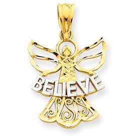 Believe Angel Pendant (JC-882)