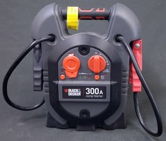 Black and Decker 300-Amp Portable Jump Starter