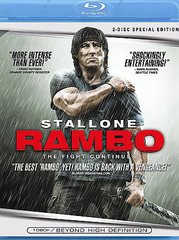 Rambo the Fight Continues Blu-ray 2008