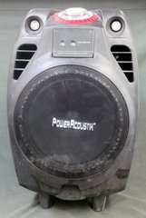 "Power Acoustik PPA-1000L 10"" Subwoofer and Bluetooth Speaker"