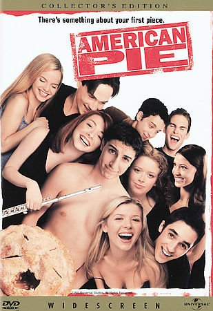 American Pie 1 (DVD, 1999, R-Rated Version; Collector's Edition Widescreen)