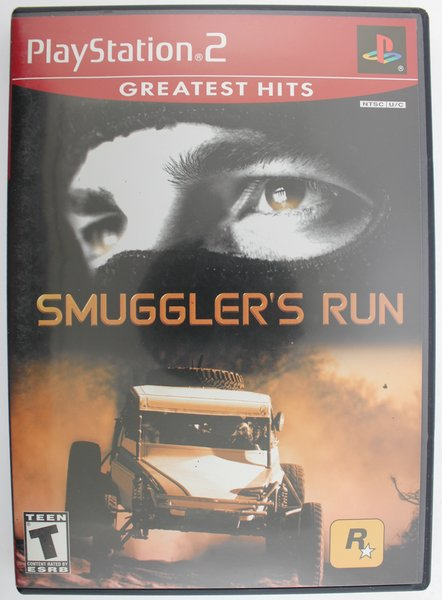 Smuggler's Run (Sony PlayStation 2, 2002)