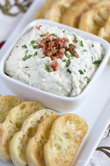 Bacon, Ranch, & Goat Cheese Dip (New Years Pre-Order only)
