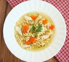 Rotisserie Chicken Noodle