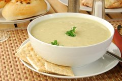 Creamy Celery & Potato Soup