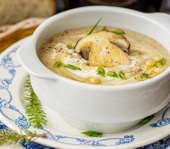 Sherried Wild Mushroom Soup