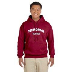Adult Hooded Sweatshirt