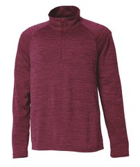 Space dye 1/4 Zip Pullover - Adult