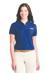 Ladies Silk Touch Short Sleeve Polo