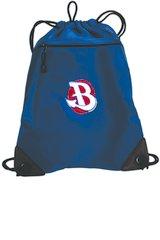 Burlington Red Devils Cinch Bag