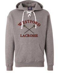 Laced up Hoodie (Adult sizes XXS - 3XL)